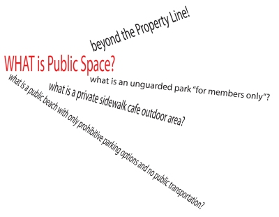 what is public space?