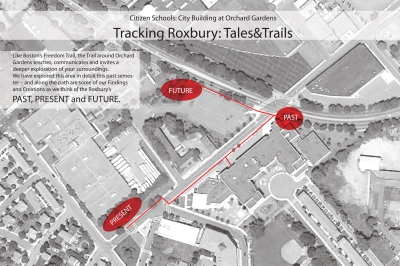 The Roxbury Trail Map