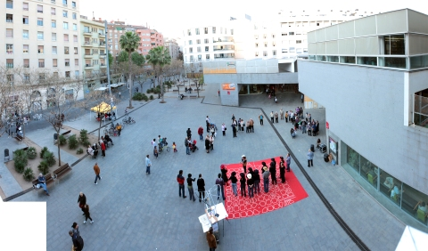 Fort Pienc, Barcelona, Spain 2011